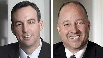Kevin L. Santacroce and James J. Manseau of