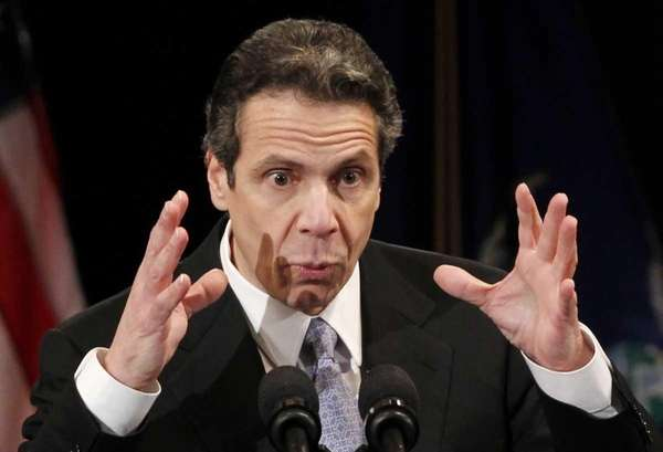 Andrew Cuomo delivers his State of the State