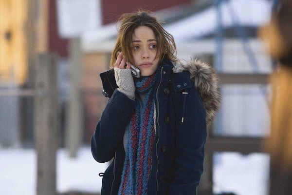 Emmy Rossum as Fiona Gallagher in