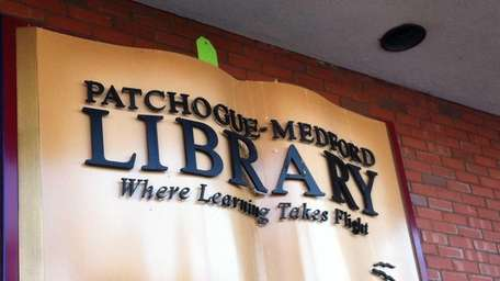 The Patchogue-Medford Library was given the 2010 National