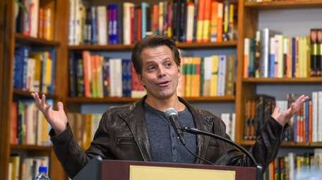 Former White House communications director Anthony Scaramucci discusses