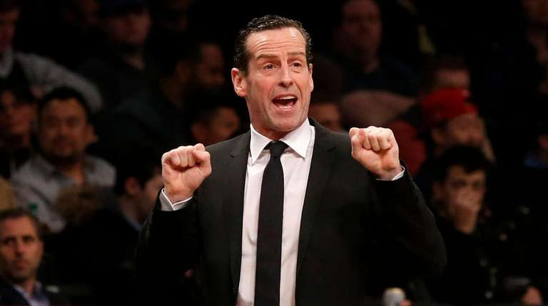 Kenny Atkinson on Nets' 15-5 surge to .500: 'That's real progress'