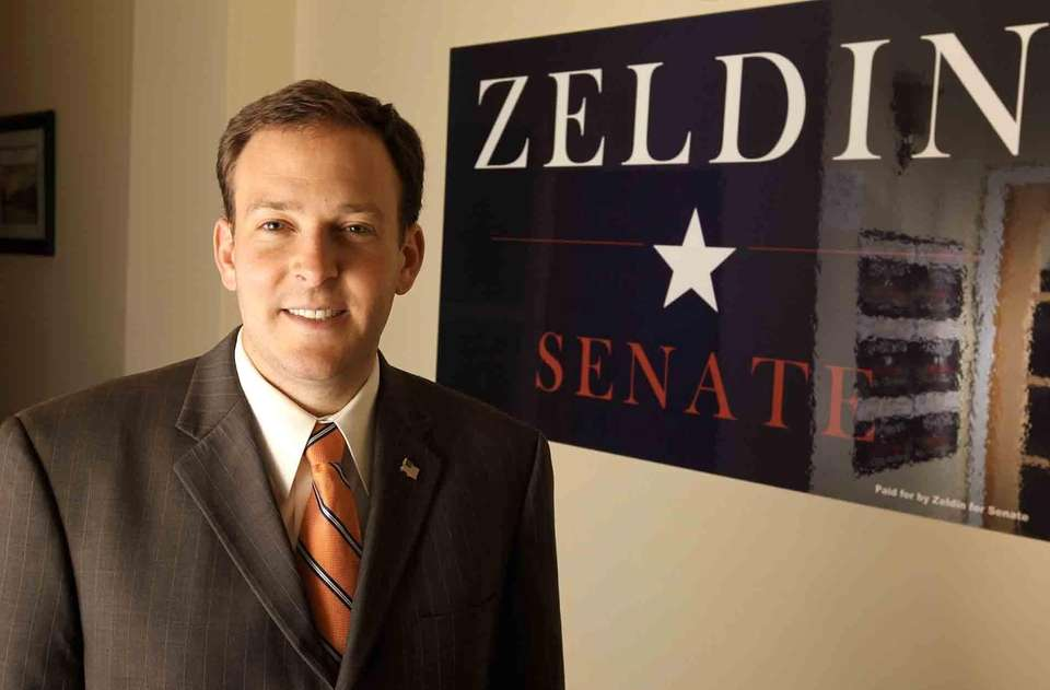 Lee Zeldin Zeldin, 30, of Shirley, is a