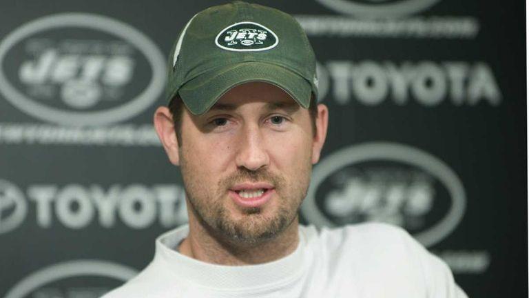 Jets offensive coordinator Brian Schottenheimer announced that he