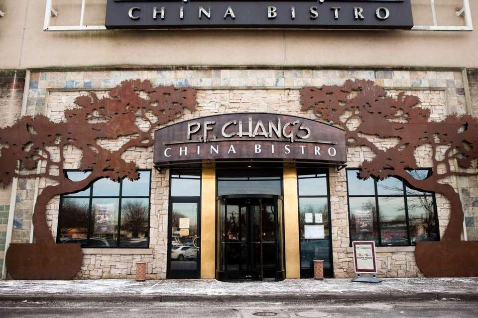 P.F. Chang's China Bistro welcomes diners in Westbury.