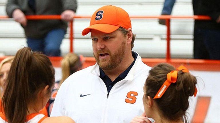 Syracuse associate head coach for women's lacrosse talks