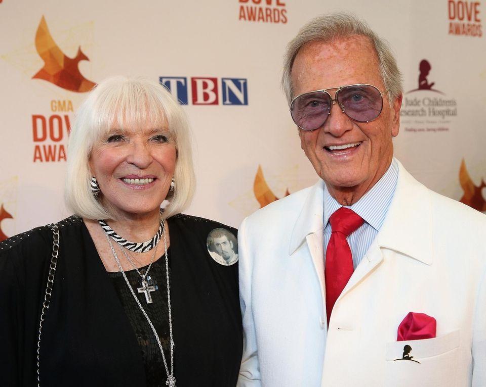 Shirley Boone, a philanthropist, died Jan. 11, 2019.