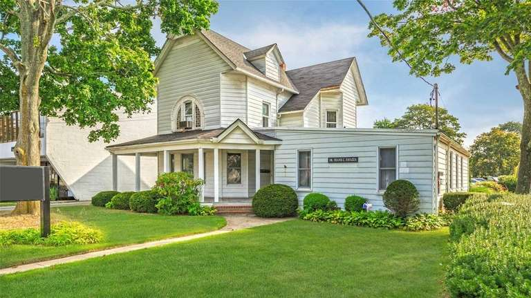 Live where you work at $889,000 Patchogue house