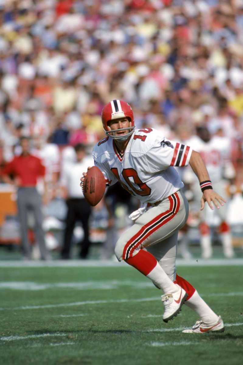 1975: STEVE BARTKOWSKI, QB, Atlanta Falcons Bartkowski last