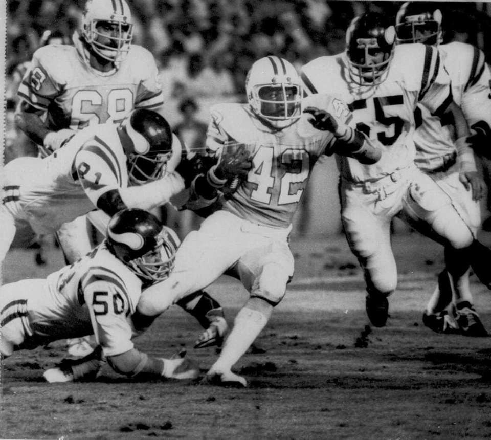 1977: RICKY BELL, RB, Tampa Bay Buccaneers The
