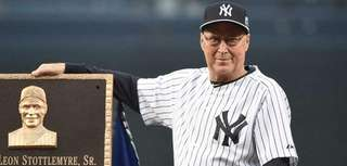 Former Yankees pitcher and pitching coach Mel Stottlemyre