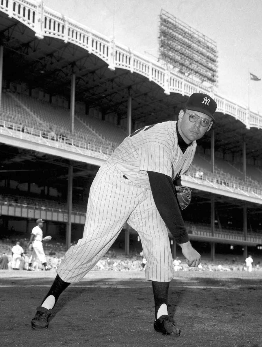 RYNE DUREN, Yankees New York Yankees pitcher Ryne