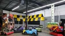Karts Indoor Raceway is adding Family Fun Center