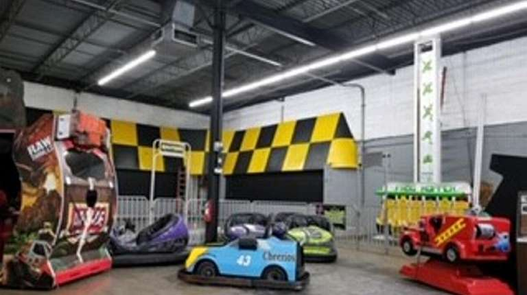 Karts Indoor Raceway is adding Family Fun Center