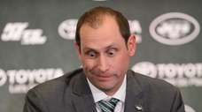 Adam Gase, the new coach for the Jets,