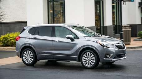 2019 Buick Envision, starts at $31,995 (plus $995