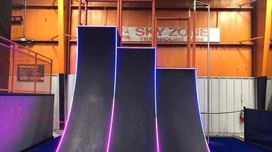 Sky Zone Mt. Sinai and Sky Zone Deer