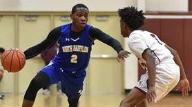 North Babylon defeated Deer Park, 50-49, after Frank