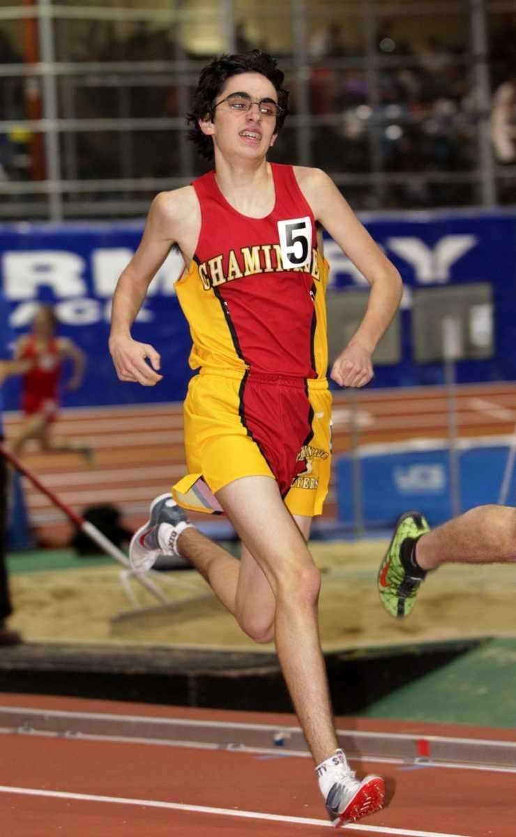 Tommy Awad of Chaminade finished second in the