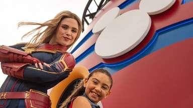 Guests on Disney Cruise Line will meet Captain