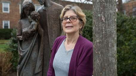 Theresa Di Girolamo in December on the grounds