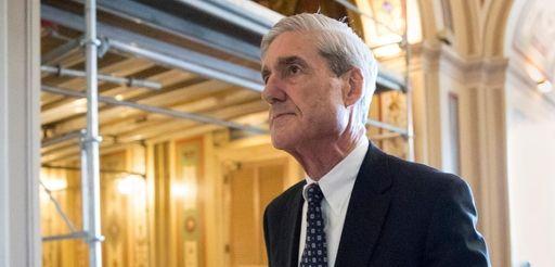 Special counsel Robert Mueller departs after a meeting