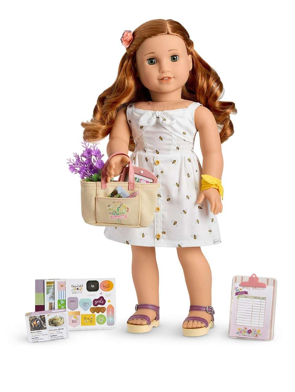 Blaire Wilson, American Girl's 2019 Girl of the