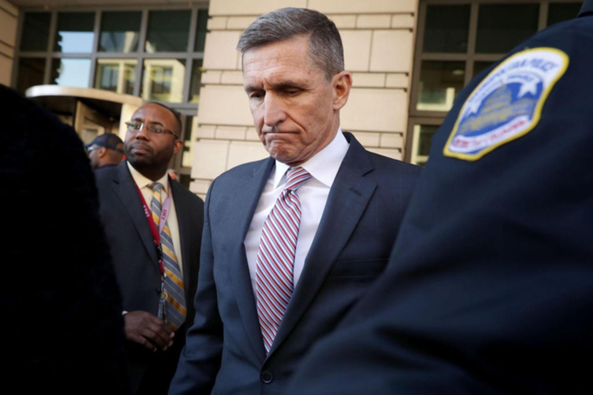 Michael Flynn pleads guilty