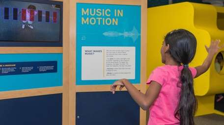 The Sonic Sensation exhibit opens at the Long