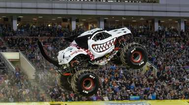 The Monster Jam Triple Threat Series shows come