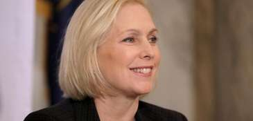 Sen. Kirsten Gillibrand (D-N.Y.) announced she is running