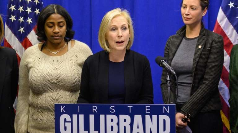 Image result for PHOTOS SEN GILLIBRAND
