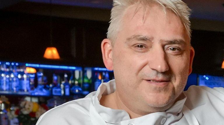 Chef Pierluigi Sacchetti of Noble Kitchen & Cocktails