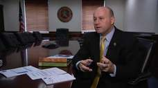 Nassau Police Commissioner Patrick Ryder said Tuesday the