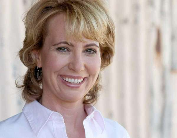 An undated photo of U.S. Rep. Gabrielle Giffords