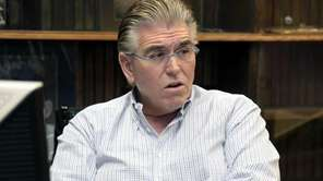 Mike Francesa says he tried to be