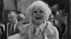 Carol Channing, the last of a generation of