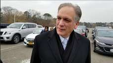 On Wednesday, former Nassau County Executive Edward Mangano was
