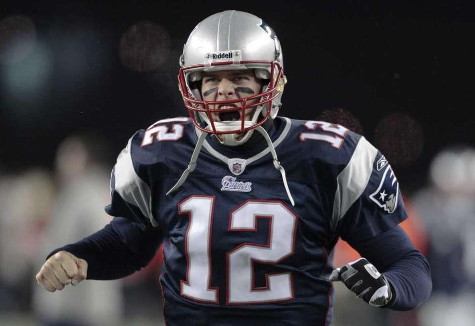 2.) BRADY IS NOT IMMORTAL It comes down