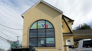 Justin's Toys, seen on Jan. 11, will be