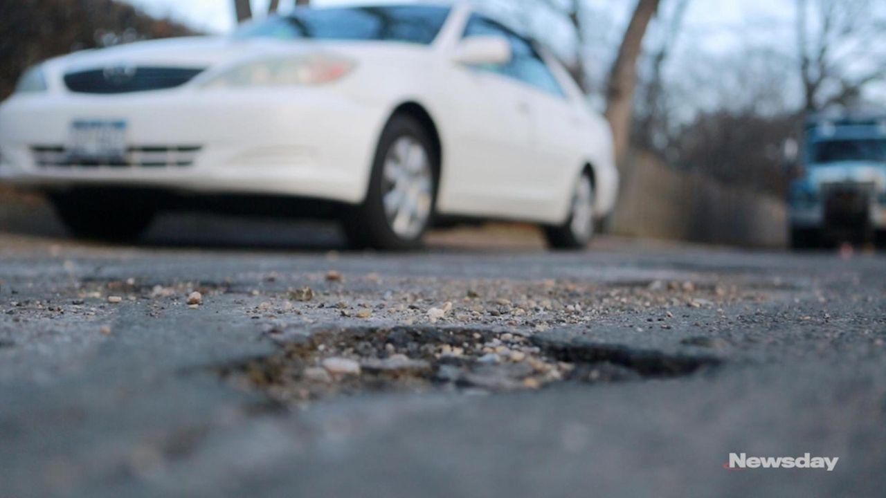 In an effort to restore Babylon's roadways, town