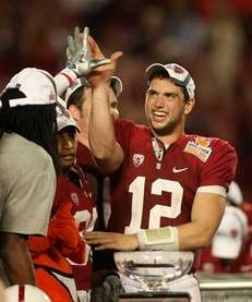 Stanford's Andrew Luck shouldn't worry about the many