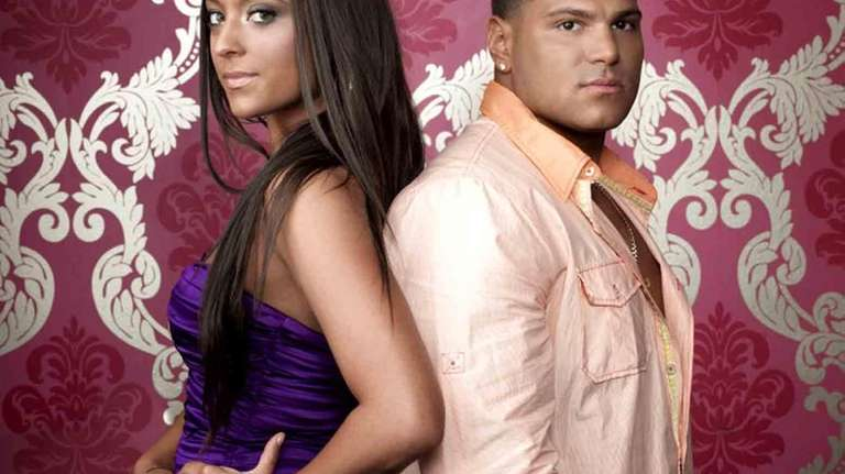 Sammi Giancola and Ronnie Margo-Ortiz, of the MTV