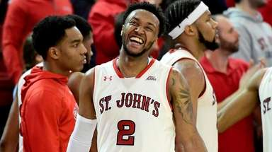 Shamorie Ponds of the St. John's Red Storm