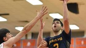 Jericho defeated host Manhasset, 64-61, in a Nassau
