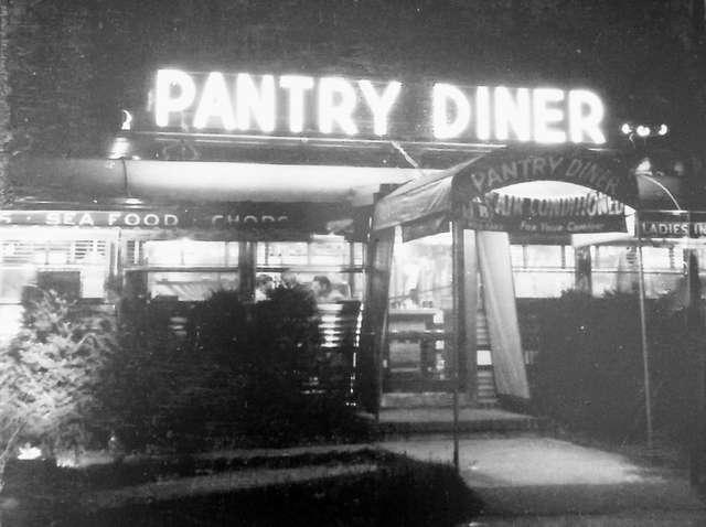 The Pantry Diner Five