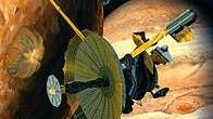 Galileo spacecraft illustration
