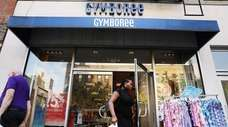 Gymboree has filed for bankruptcy protection for a