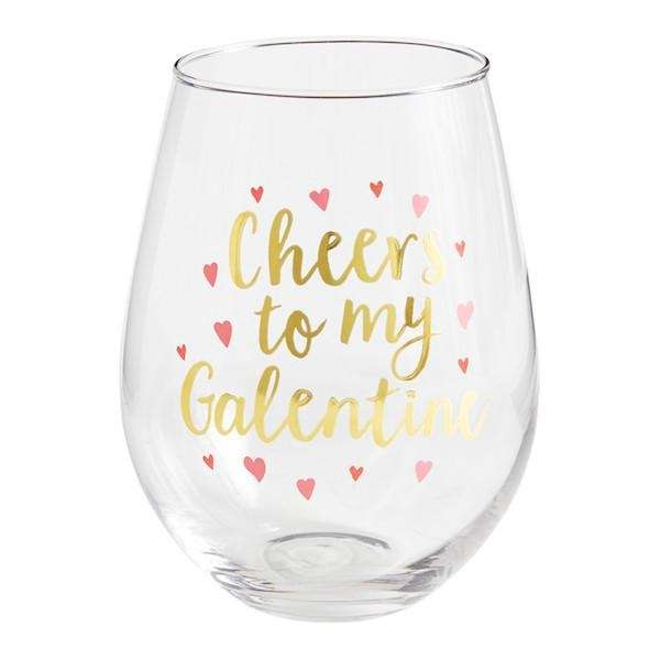 Fill this Valentine's Day glass to the brim