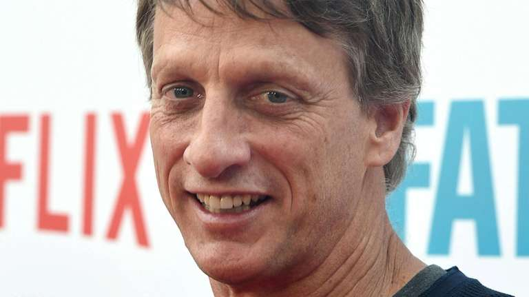 Tony Hawk will produce and do the skate